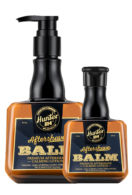 HUNTER1114 WHISKEY WATER AFTERSHAVE BALM