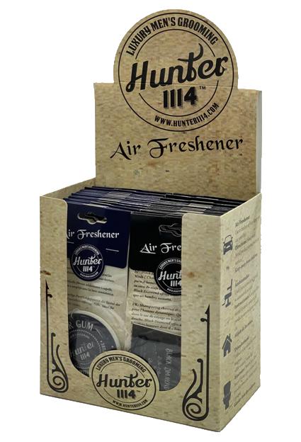Hunter1114 Luchtverfrisser